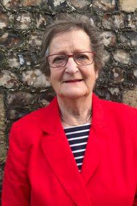 Arundel Town Councillor Anne Harriott