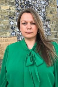 Arundel Town Councillor Lucy Ashworth