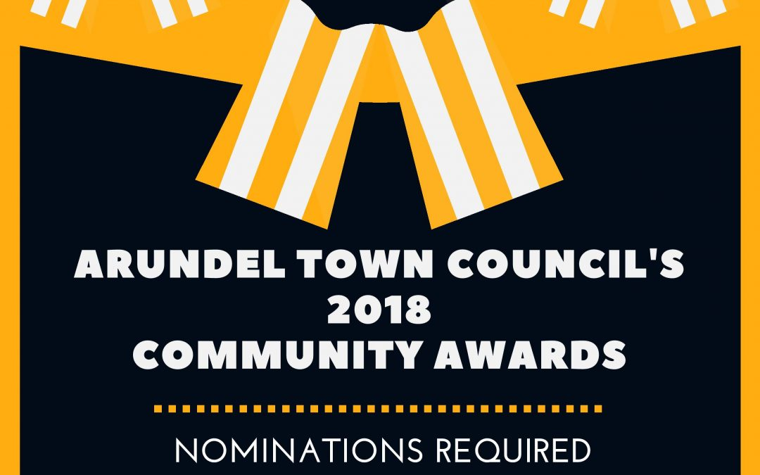 Arundel Town Council's Community Awards 2018