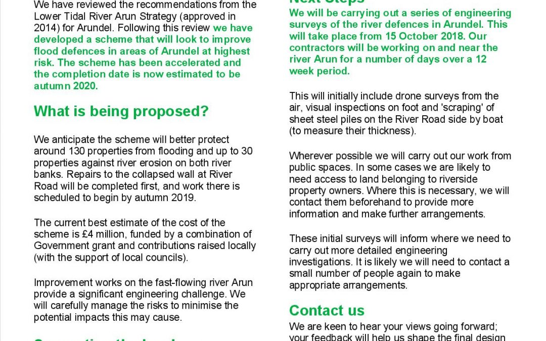 Latest News | Arundel Town Council