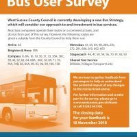 Bus Survey WSCC