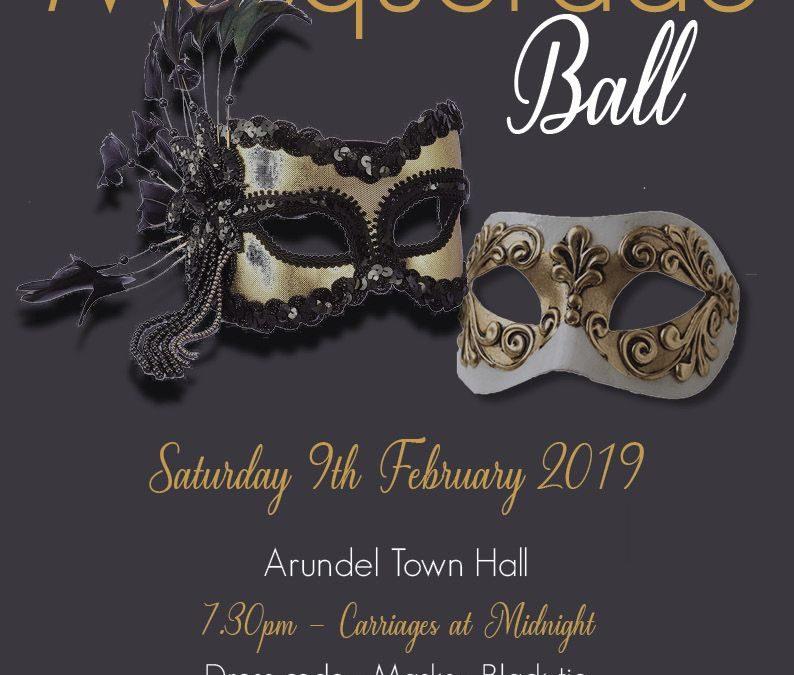 Mayor's Masquerade Ball
