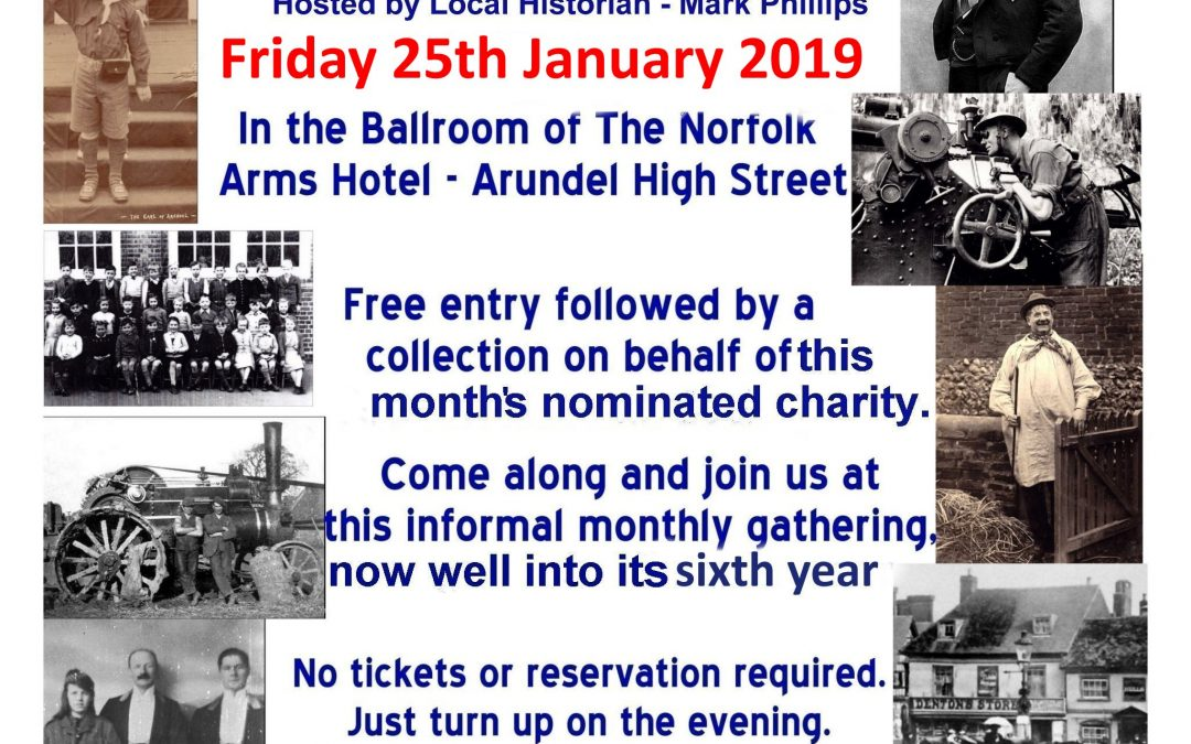 Arundel Gathering 25th January 2019