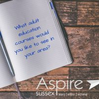 Aspire Sussex courses