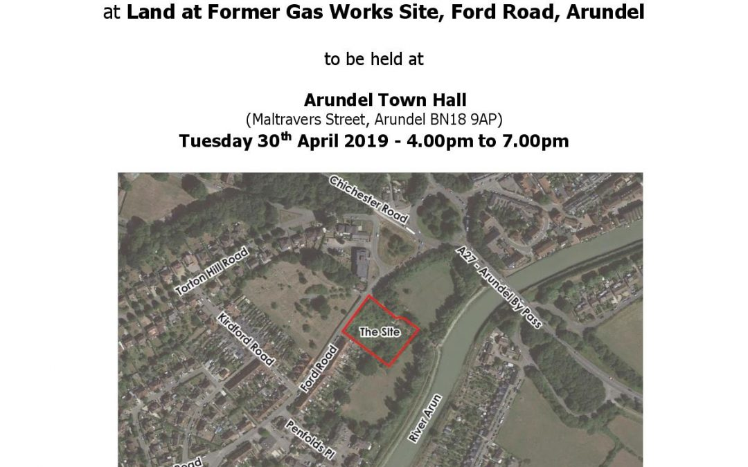 Public Exhibition in respect of proposal by Oakford Homes