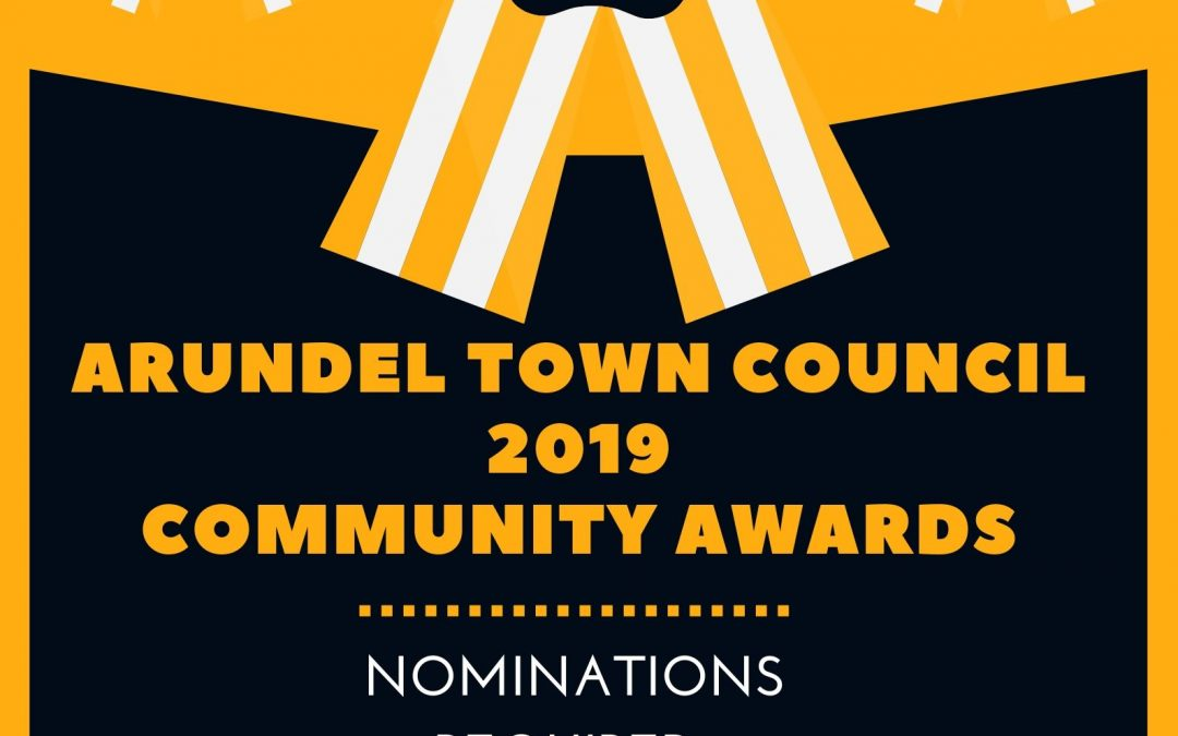 COMMUNITY AWARDS 2019 – NOMINATIONS REQUIRED!