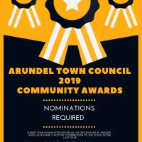 Community Awards Poster 2019